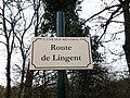 Plaque Route Lingent St Cyr Menthon 2011-11-23.jpg