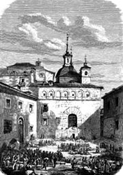 PROPUESTAS DE RULADA DE LA COMUNIDAD DE MADRID - DOMINGO 8 DE MARZO 180px-Plaza_de_la_Paja_Madrid_1860