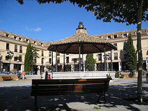 Las Rozas de Madrid - Plaza of Spain