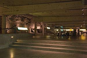 Pointe-à-Callière Museum - Archaeological crypt