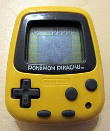 Pokémon Pikachu digital pet.JPG