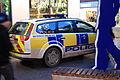 Police car, Belfast (01), December 2009.JPG