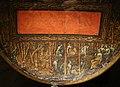 Polidoro da caravaggio, rotella da parata con assedio di cartagena e episodio di diana atteone, 1525-27 ca. (palazzo madama, to) 05.jpg