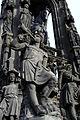 Pomník císaře Františka I. (Staré Město) Smetanovo nábřeží (4).jpg