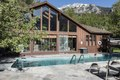 Pool at the Wiesbaden Hot Springs Hotel, a small spa in Ouray, Colorado, an old mining community high in the San Juan Mountains of southwestern Colorado. A number of hot springs bubble to the surface LCCN2015632331.tif
