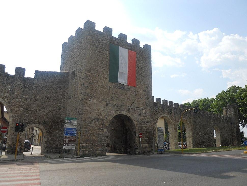Porta d'Arci, Rieti, esterno - 3
