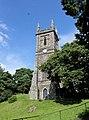 Porthaethwy - Eglwys y Santes Fair Gradd II gan Cadw 08.jpg
