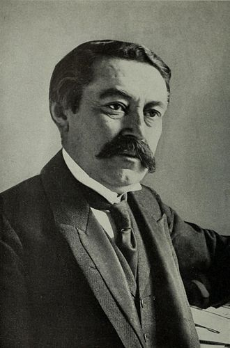 Genoa Conference (1922) - French Prime Minister Aristide Briand (1862-1932), whose government fell shortly before convocation of the Genoa Conference.