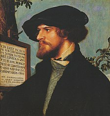 Portrait of Boniface Amerbach, by Hans Holbein the Younger.jpg
