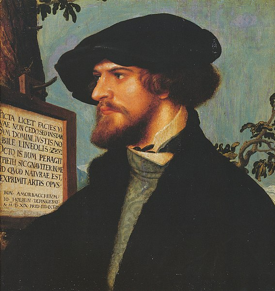 File:Portrait of Boniface Amerbach, by Hans Holbein the Younger.jpg