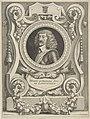 Portret van Henri II d'Orléans, hertog van Longueville Portretten van koningen, prinsen en generaals (serietitel), RP-P-1910-4490.jpg