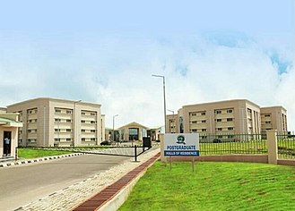 Covenant University - Postgraduate halls of residence in Covenant University