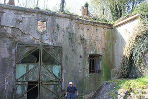Fort de Boncelles - Boncelles postern