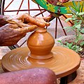 Pottery man in Hyderabad.jpg