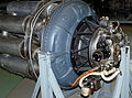 Power Jets W.2B-500 jet engine, RAF Museum, Hendon. (11013478314).jpg