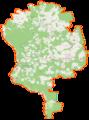 Powiat żarski location map.png