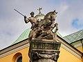 Poznań - pomnik 15 Pułku Ułanów Poznańskich.jpg