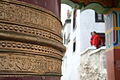 Prayer Wheel, Thiksey Monastery, Ladakh (2564774850).jpg