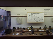 Early Slavic artefacts
