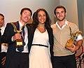 Premiación del Circulo de Periodistas Deportivos 2012.jpg