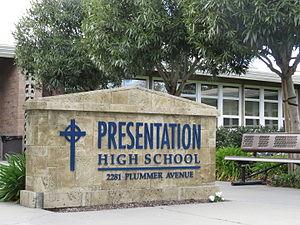 Presentation High School - Presentation High School, San Jose, CA