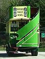 Preserved Southdown bus 125 (CD 5125) 1920 Leyland N Type Short Brothers (1928 rebody), Amberley Museum, 2 April 2005.jpg