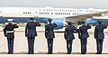 President Obama departs for Sooner State aboard Air Force One 150715-F-WU507-149.jpg