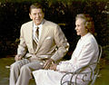 President Ronald Reagan and Sandra Day O'Connor July 15, 1981.jpg