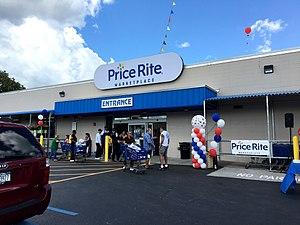 PriceRite - New Price Rite Store during Grand Opening in Utica, New York