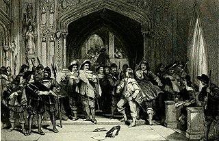 Prides Purge Event in second English Civil War