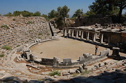 Priene Theater1.JPG