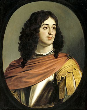 Prince Edward, Count Palatine
