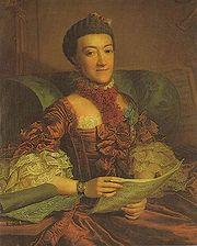 Princess Charlotte Sophie of Saxe-Coburg-Saalfeld