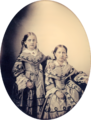 Princess Isabel and Leopoldina 1855 frame removed.png