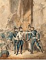 Prins Karl XIII at the battle of Hogland - Per Krafft the Younger.JPG