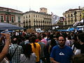 Protests in Puerta del Sol, Madrid - crowd 1.jpg