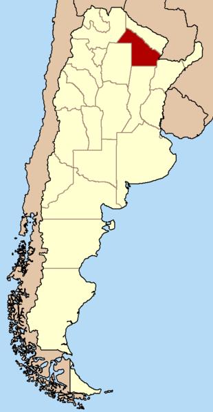 Imagen:Provincia de Chaco, Argentina.png
