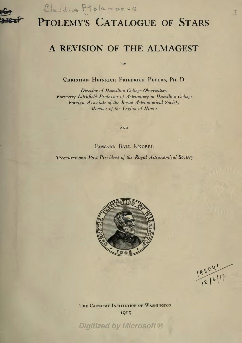Ptolemy%27s cataloque of stars.djvu&page=9