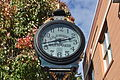 Puyallup, WA - Johnson Jewelers clock 02.jpg