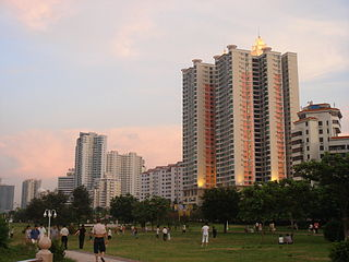 Qingcheng District District in Guangdong, Peoples Republic of China