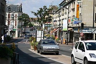 Creil - Quartier St-Médard