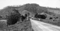 Queensland State Archives 234 The Bruce Highway at Pomona looking towards Mount Tuchekoi c 1931.png