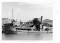 Queensland State Archives 4094 Dredges Brisbane River c 1949.png