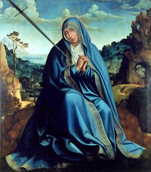 15 septembre Notre-Dame des Douleurs 527px-Quentin_Metsys_-_Virgem_das_Dores