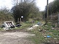 Quiet place, lets dump some rubbish - geograph.org.uk - 1240223.jpg