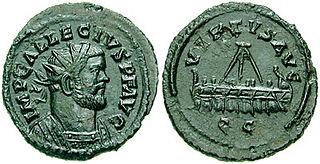 Allectus Roman emperor