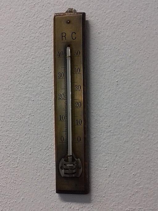 Réaumur - Celsius thermometer