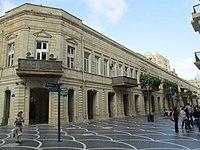 Nizami Street - Wikipedia