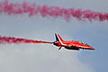 RAF Red Arrows Display 09, Mahon(MAH) 26SEP12 (8027558060).jpg