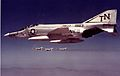RF-4B Phantoms of VMCJ-3 in flight c1970.jpg
